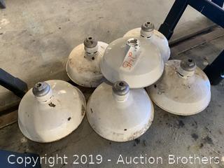 Antique Porcelain Shop lights