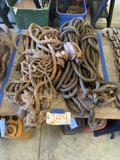 Rope Hoists